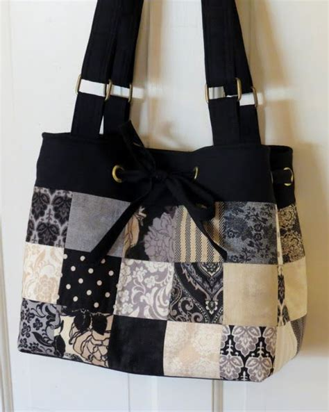 Patchwork Quilt Bags - 25 unique patchwork bags ideas on quilt bag