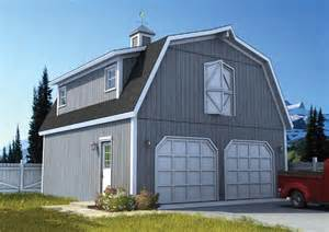 gambrel roof garage plans imgarcade online image arcade with lean