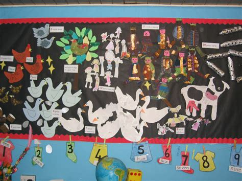 12 Days Of Decorations Uk by The Twelve Days Of Classroom Display Photo