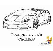 Exclusive Lamborghini Coloring Pages  Cars Free