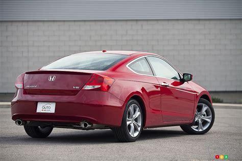 honda accord v6 2012 2012 honda accord coupe ex l v6 car reviews auto123