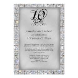 anniversary invitations announcements zazzle