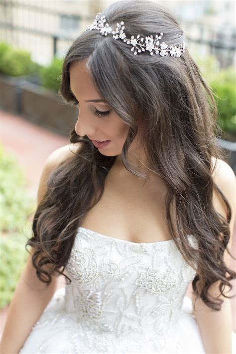 Wedding Hairstyles New York by Glamorous New York Wedding At The Hotel Modwedding