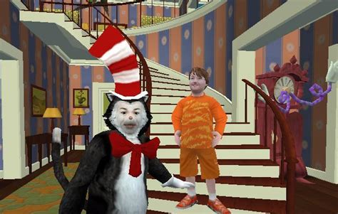 cat in the hat games dont jump on the couch the cat in the hat video game tv tropes
