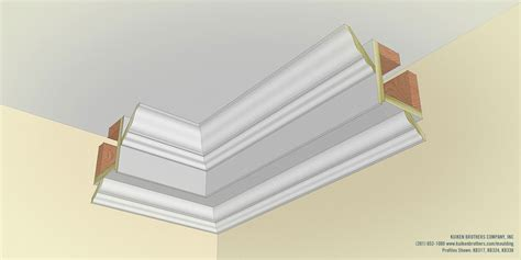 Crown Cornice Georgian Boxed Crown Cornice Kuiken Brothers