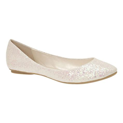 Sparkly Wedding Flats by Which Shoes Help Me Decide Weddingbee