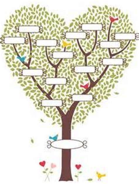 pretty family tree template best 25 family trees ideas on family tree
