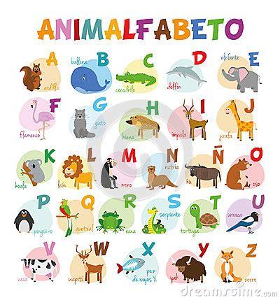 q es vegetables en espa ol le zoo mignon de bande dessin 233 e a illustr 233 l alphabet avec