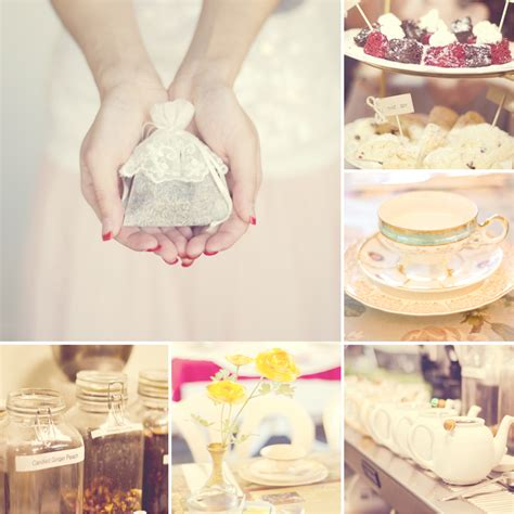 High Tea Bridal Shower by Afternoon Tea At A Inspired Bridal