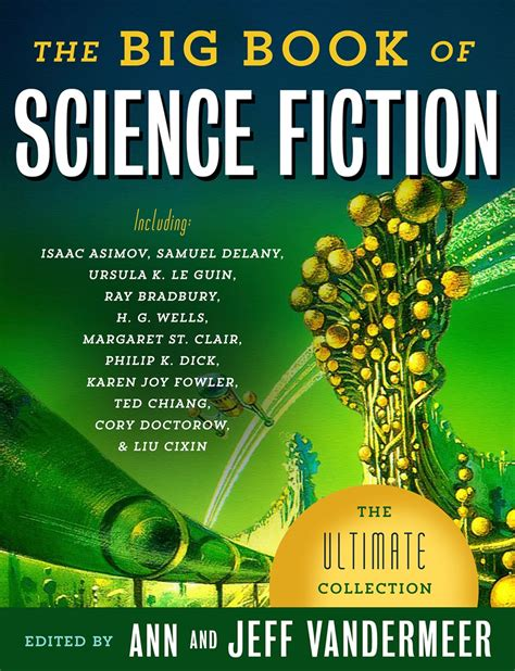 big book of the 11 best science fiction and novels of 2016
