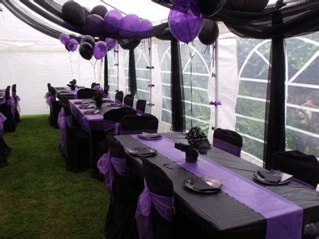 17 best ideas about purple black wedding on black wedding black and black