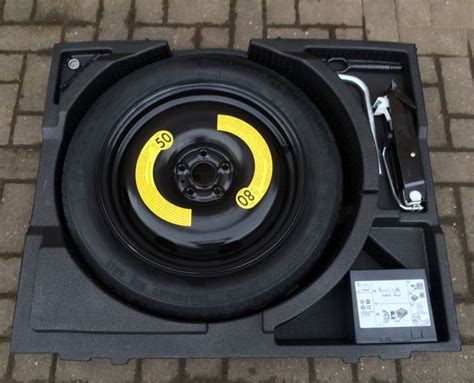 Audi Spare by Genuine Audi Q3 Space Saver Spare Wheel 18 Quot Complete With