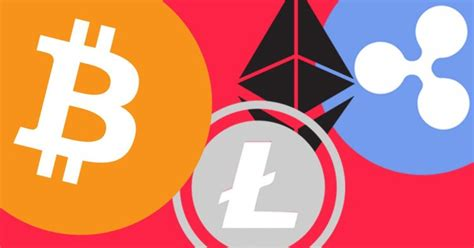 bitcoin ethereum why are cryptocurrencies bitcoin ethereum litecoin