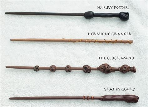 c do another harry potter wand tutorial
