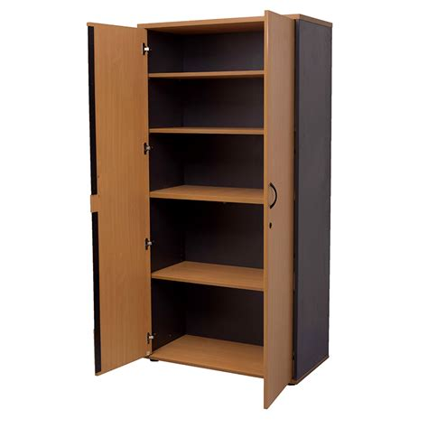 function storage cupboard beech or cherry fast office