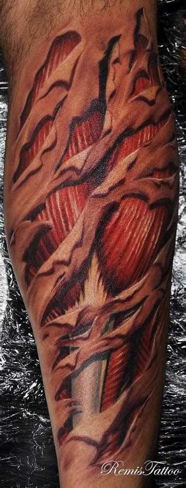 breaking skin tattoo remistattoo gallery gallery colour