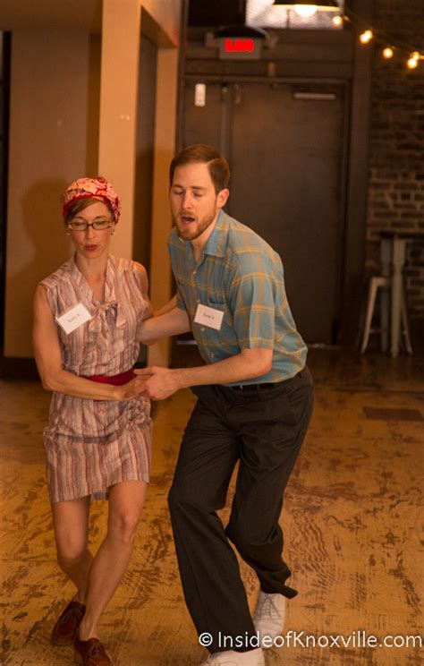 knoxville swing dance new business k town swing puts a spring in downtown s