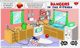 Exles Of Accidents In The Kitchen by Cbm Ceip Pintor Pedro Cano Quot Dangers In The Kitchen Quot