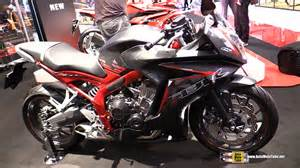 2016 honda cbr650f   walkaround   2015 eicma milan   youtube