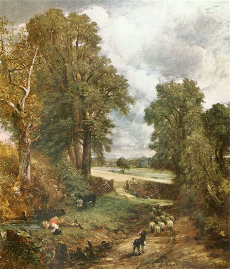 Landscape Artists Constable Constable S Landscapes The Best Artists