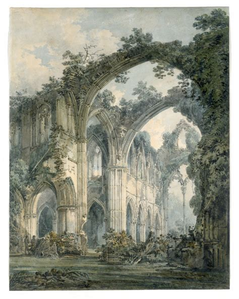 Floorplan Maker interior of tintern abbey monmouthshire turner joseph