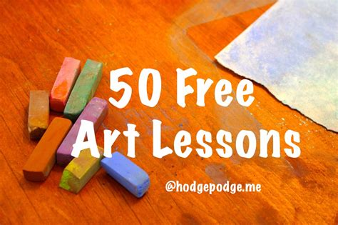 craft lessons for pastels plus links to tutorials hodgepodge