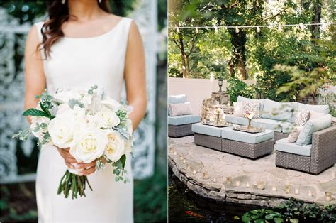 sophisticated southern garden wedding annicka jake amy nicole photography