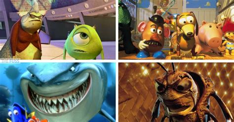best pixar the best pixar stealers the fuss