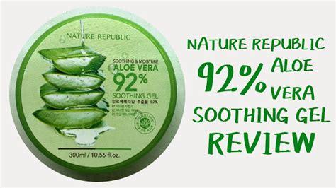 The Saem Aloe Vera Original the saem jeju fresh aloe soothing gel seotoolnet