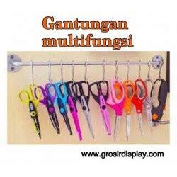 Hanger Besi By Aneka Display hanger gantungan 5 grosir display