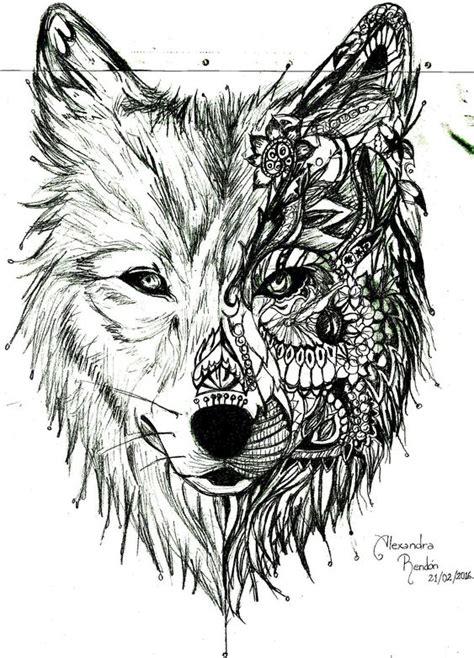 imagenes para dibujar a lapiz de lobos dibujo de lobo a lapiz ironman pinterest dibujo