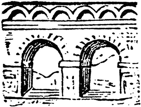 The New Small House Aqueduct Clipart Etc