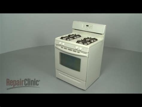gas stove won t light after cleaning oven light is out repair parts repairclinic com