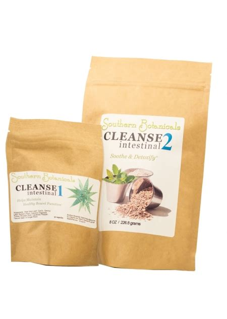 Liver Detox Tea And Diarrhea by Intestinal Cleanse Duo Organic Herbal Intestinal Detox