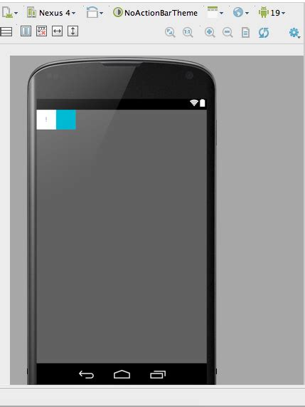 linearlayout max height android flexible horizontal layout with layout weight
