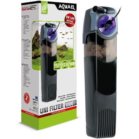 Lu Aquarium Uv Aquael Unifilter 1000 Uv
