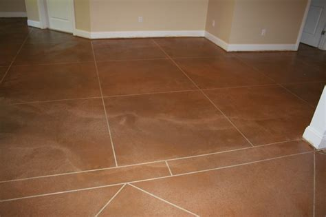glazed concrete floor our glazed concrete floor it i wanna put this in