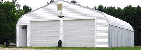 Steel Master Garage by Garages Prefab Custom Options By Steelmaster Buildings