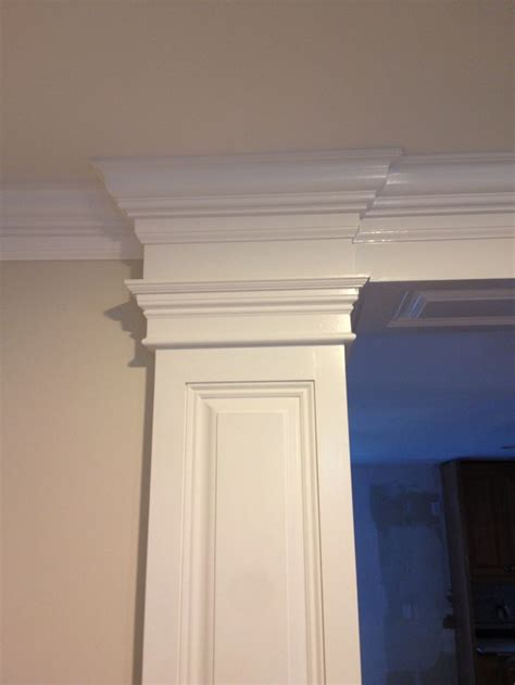 Decorative Top Of A Column by Columns Hide Laundry Vent Bulkhead Covered With