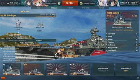 download mod game warship kantai collection and anime ship skin world of warships mod