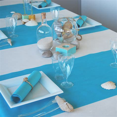 Decoration Table Mer by D 233 Coration De Table Quot Ambiance Bord De Mer Quot Thouy