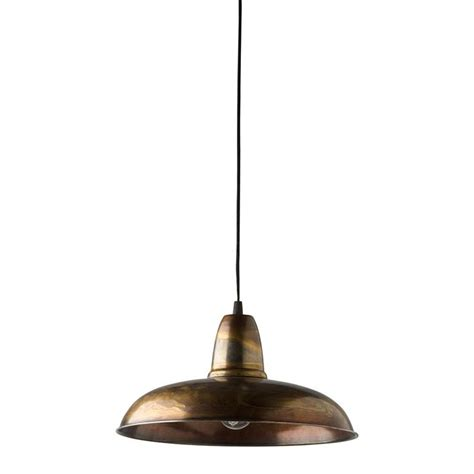 antique copper pendant light kitchen
