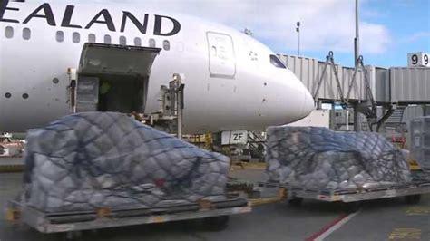 nz tech disrupts air cargo industry nz iot alliance