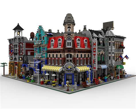 Garden City Qml Image Modular Buildings Legoreve Modular Legos