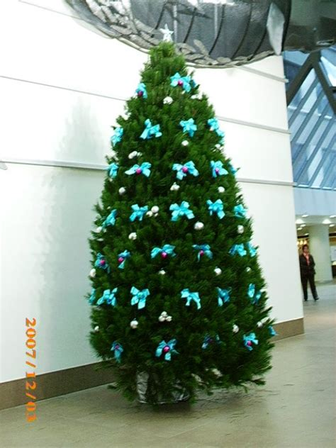 decorated christmas trees hire rent christmas tree
