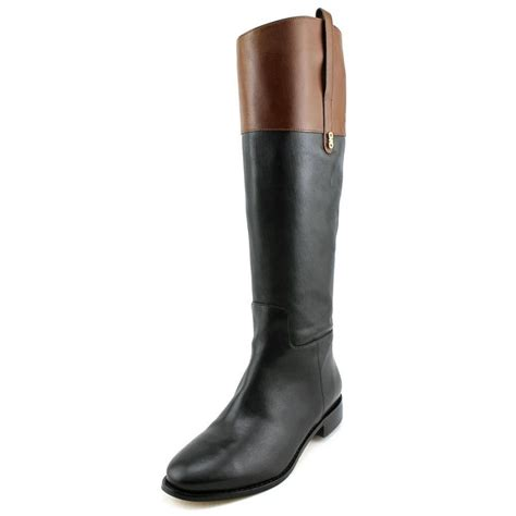 cole haan knee high boots cole haan cole haan brennan boot leather