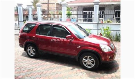 Kunci Mobil Crv honda crv at 2005 merah