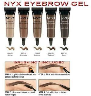 Pensil Alis Nyx harga jual kosmetik lipstik jual harga nyx eyebrow