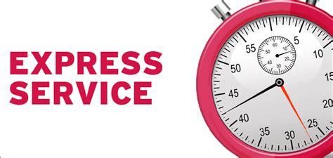 service express kazoo print