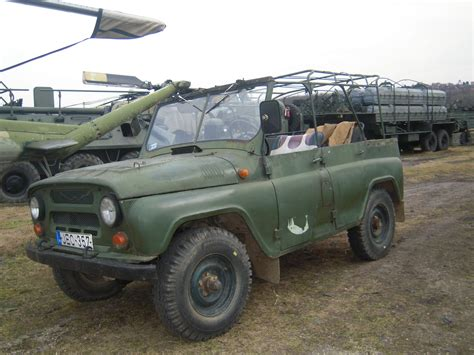 military technics uaz